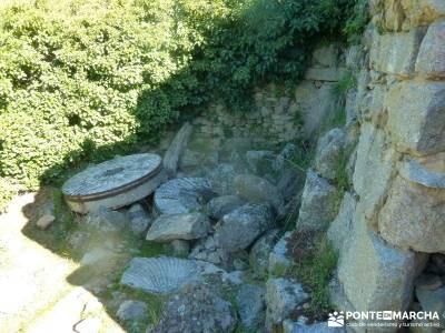 Valle de la Pizarra y los Brajales - Cebreros; excursiones madrid viajes semana santa castañar del